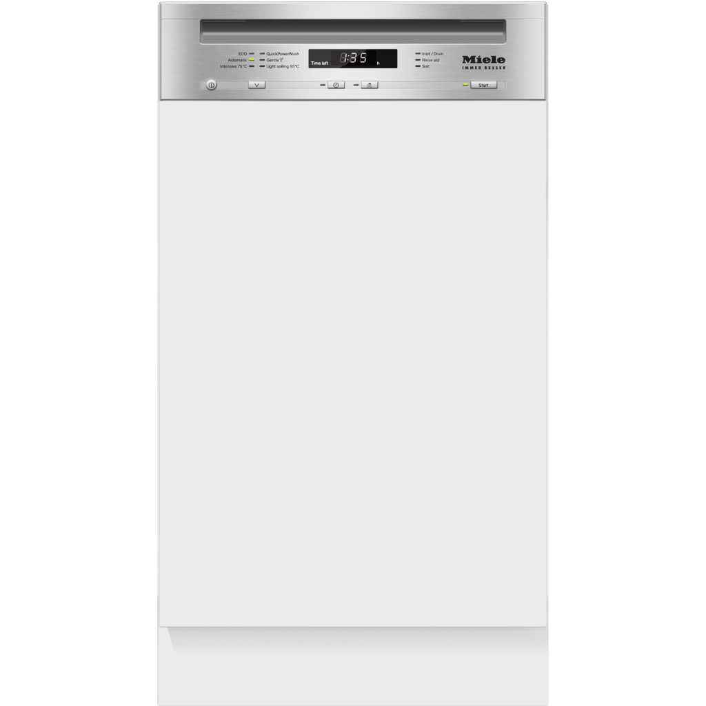Miele G 4720 SCI CleanSteel integrated dishwasher