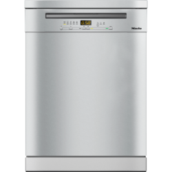 Miele G5210 SC CLST Freestanding Dishwasher Clean Steel finish